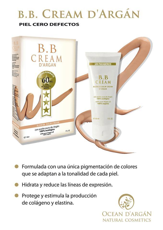 B.b. Cream D Argan